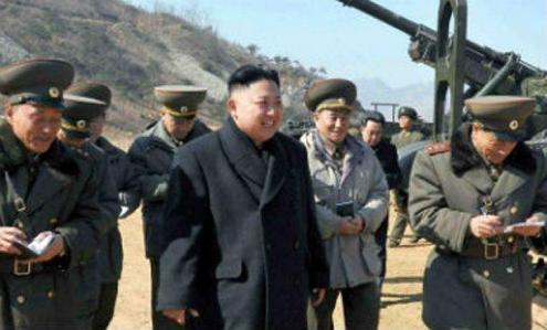 amenaza nuclear de corea del norte