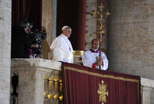 eleccion del papa francisco