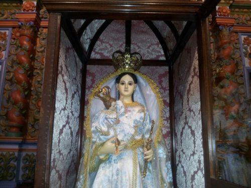 Virgen de los reyes de el hierro tra da por el viento for Mudanzas virgen de los reyes
