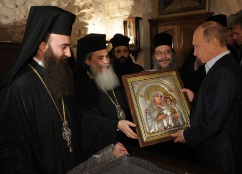 Mideast Israel Russia