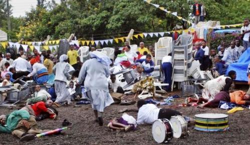 Tanzania ataque con bomba