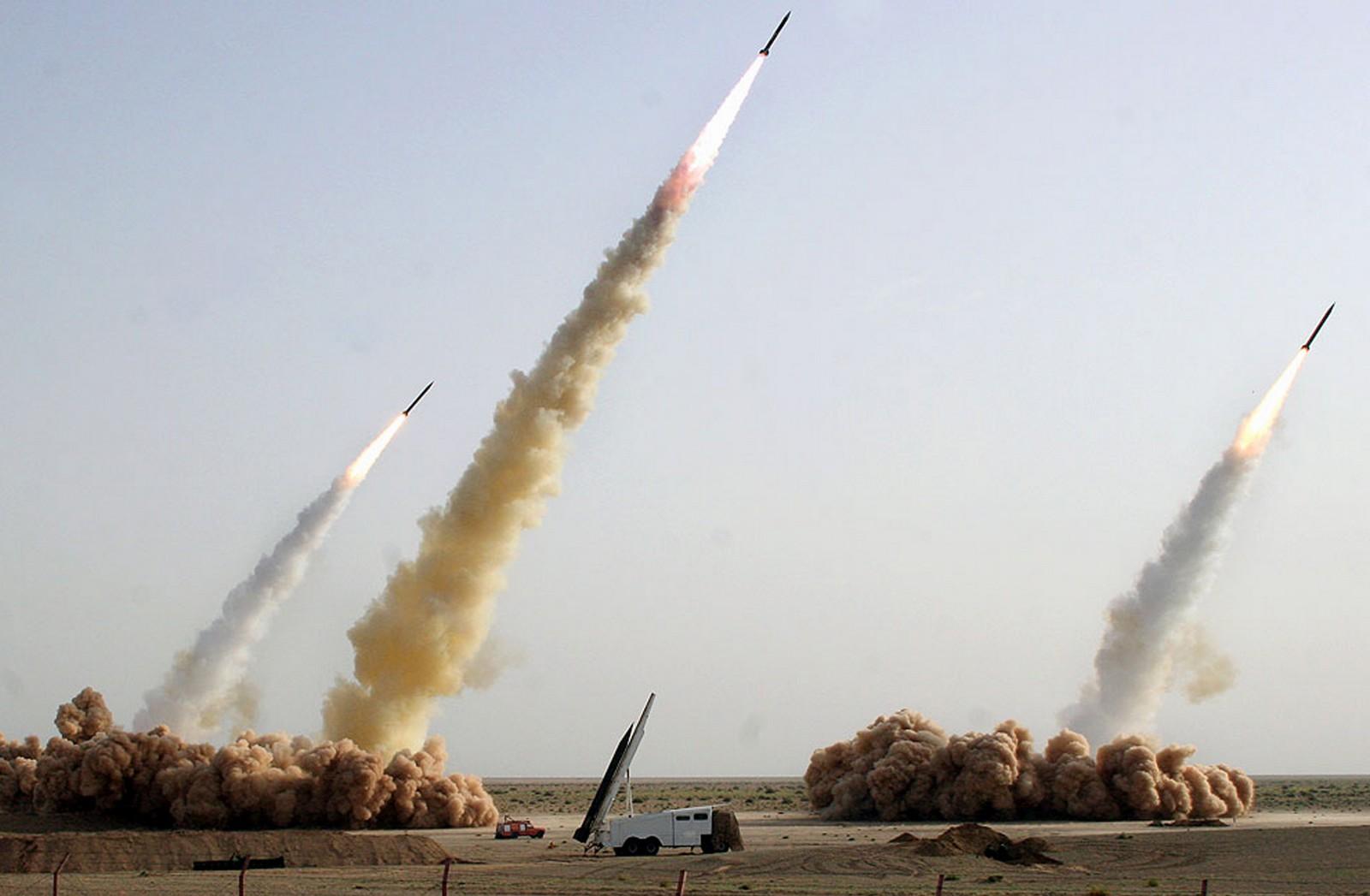 amenaza de armas nucleares fondo