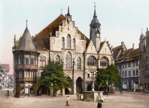 catedral de Hildesheim