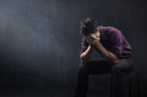 depresion en hombres