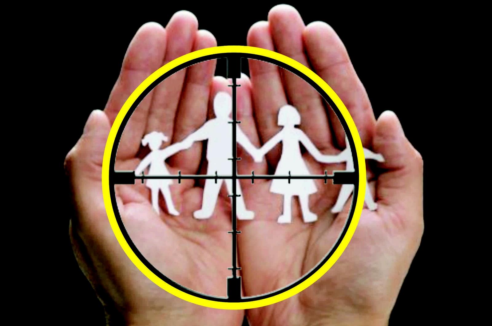 Resultado de imagem para guerra contra a familia