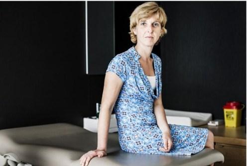 Dra Sarah Van Laer