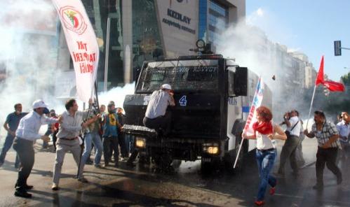 disturbios en turquia