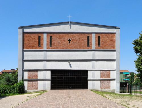 iglesia de milan de virgen de los pobres