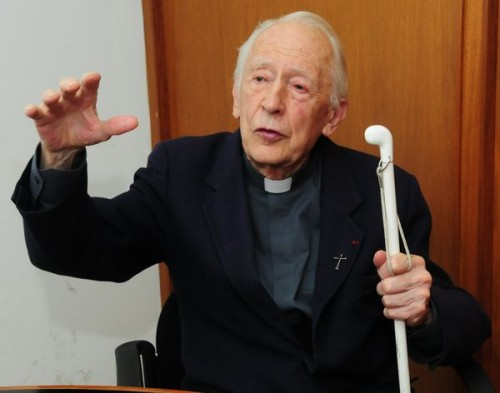 P. Rene Laurentín
