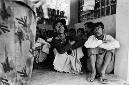 los Rohingya