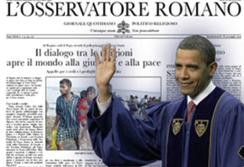 `losservatore y obama