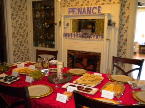 mesa catolica