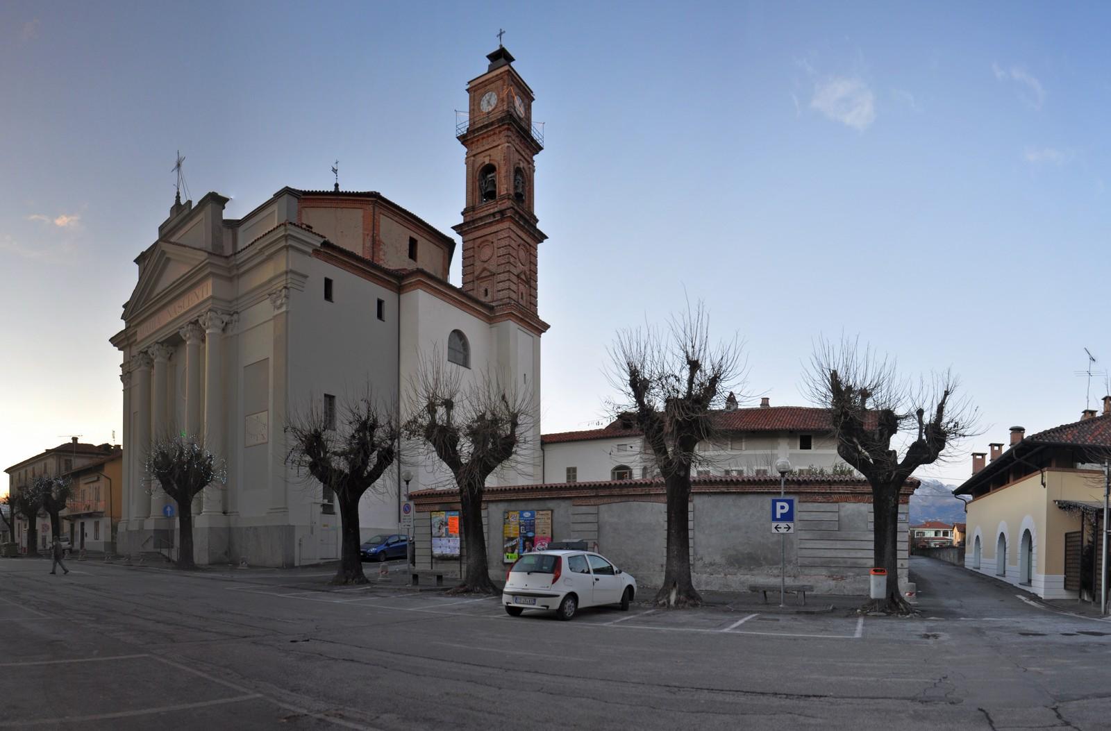 Nuestra Señora del Bosque de Ozegna Cura a un Sordomudo, Italia (21 jun)