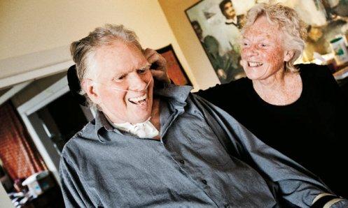 Margaret Pabst Battin y esposo