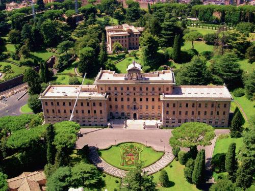 Palacio de la Gobernación del Estado de la Ciudad del Vaticano