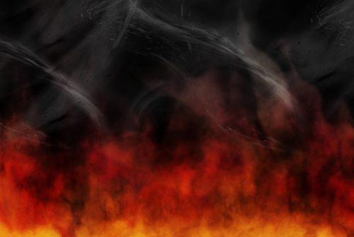 brumas del infierno