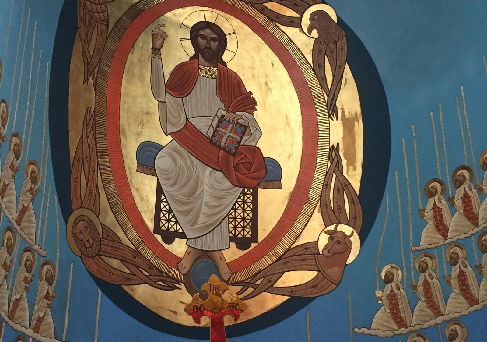 Las Apariciones de María Pidiendo Convivencia Pacifica entre Cristianos y Musulmanes