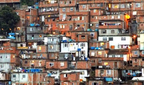 favela de varginha