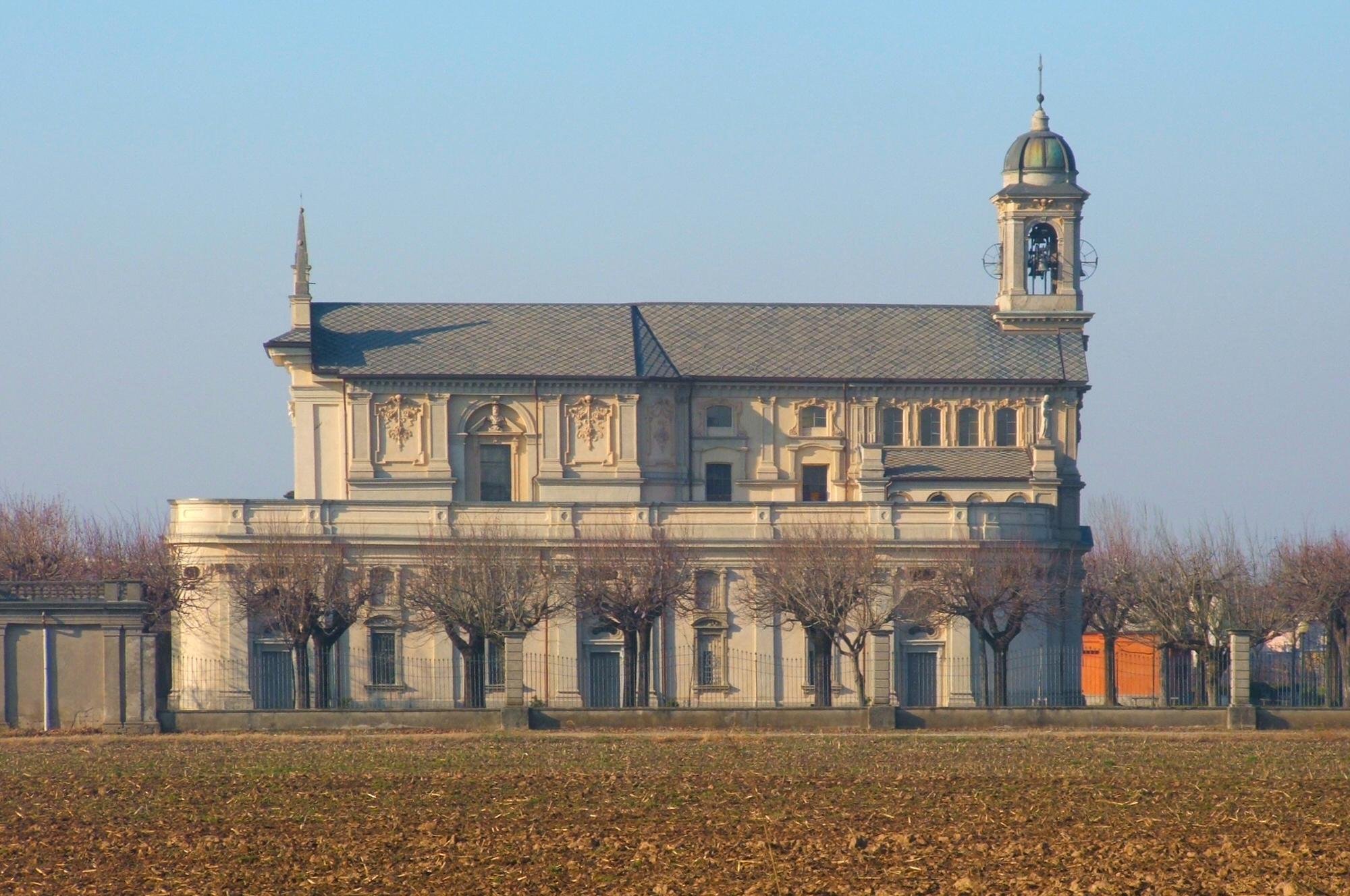 Nuestra Señora del Campo de Stezzano, Múltiples Apariciones, Italia (12 jul)
