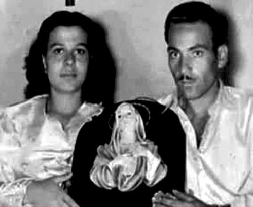 Angelo Iannuso y Antonina Lucia Giusti
