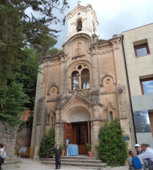 Ermita de Font Roja de la Virgen de los Lirios de Alcoy