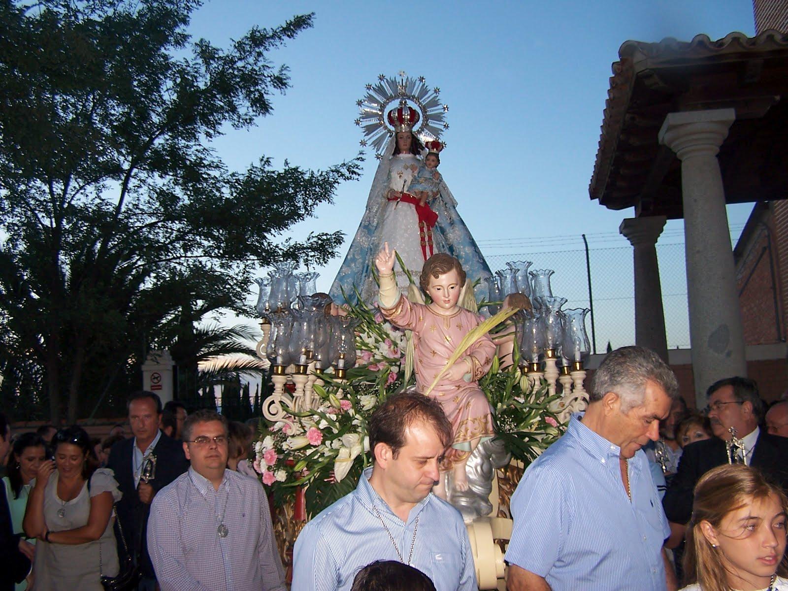 Acompañó a Don Juan de Austria en Lepanto: Nuestra Señora de Butarque, España (15 de agosto)