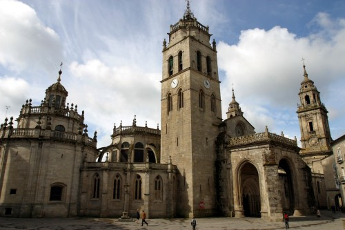 catedral lugo fondo
