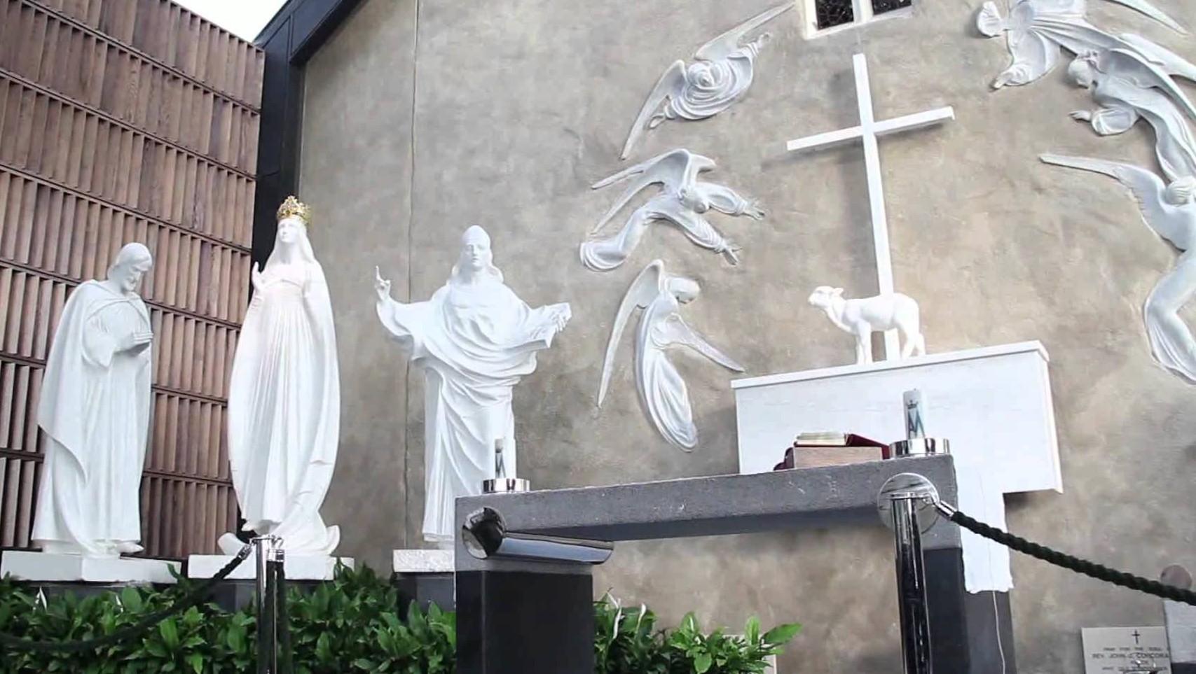 Nuestra Señora de Knock, una de las más Enigmáticas Apariciones, Irlanda (21 ago)