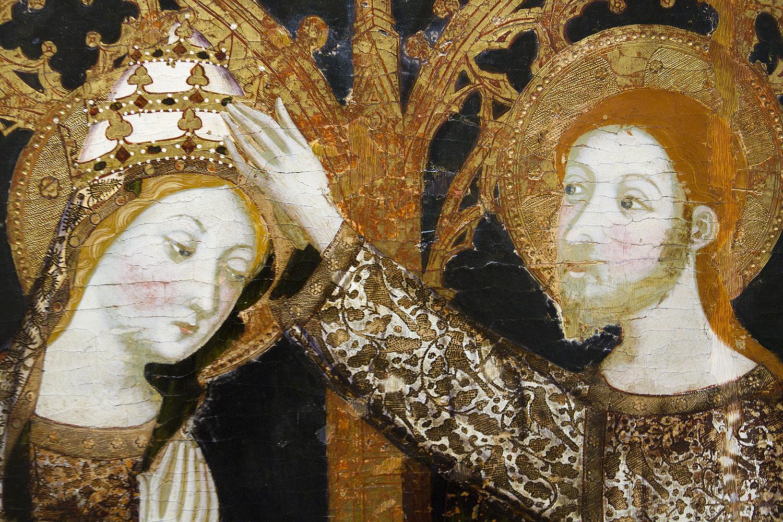 Coronación De La Virgen María María Reina De Todo Lo Creado 22 Ago