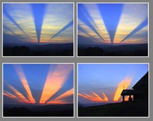 Milagro del Sol en Ngome