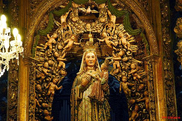 club Virgen pecho grande