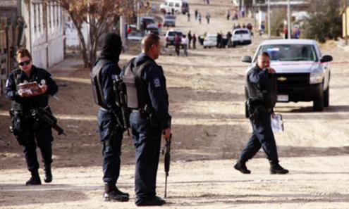 procedimiento policiaco en michoacan