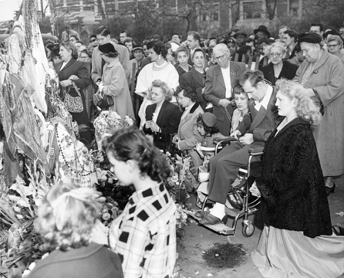 aparicion de maria en filadelfia en 1953