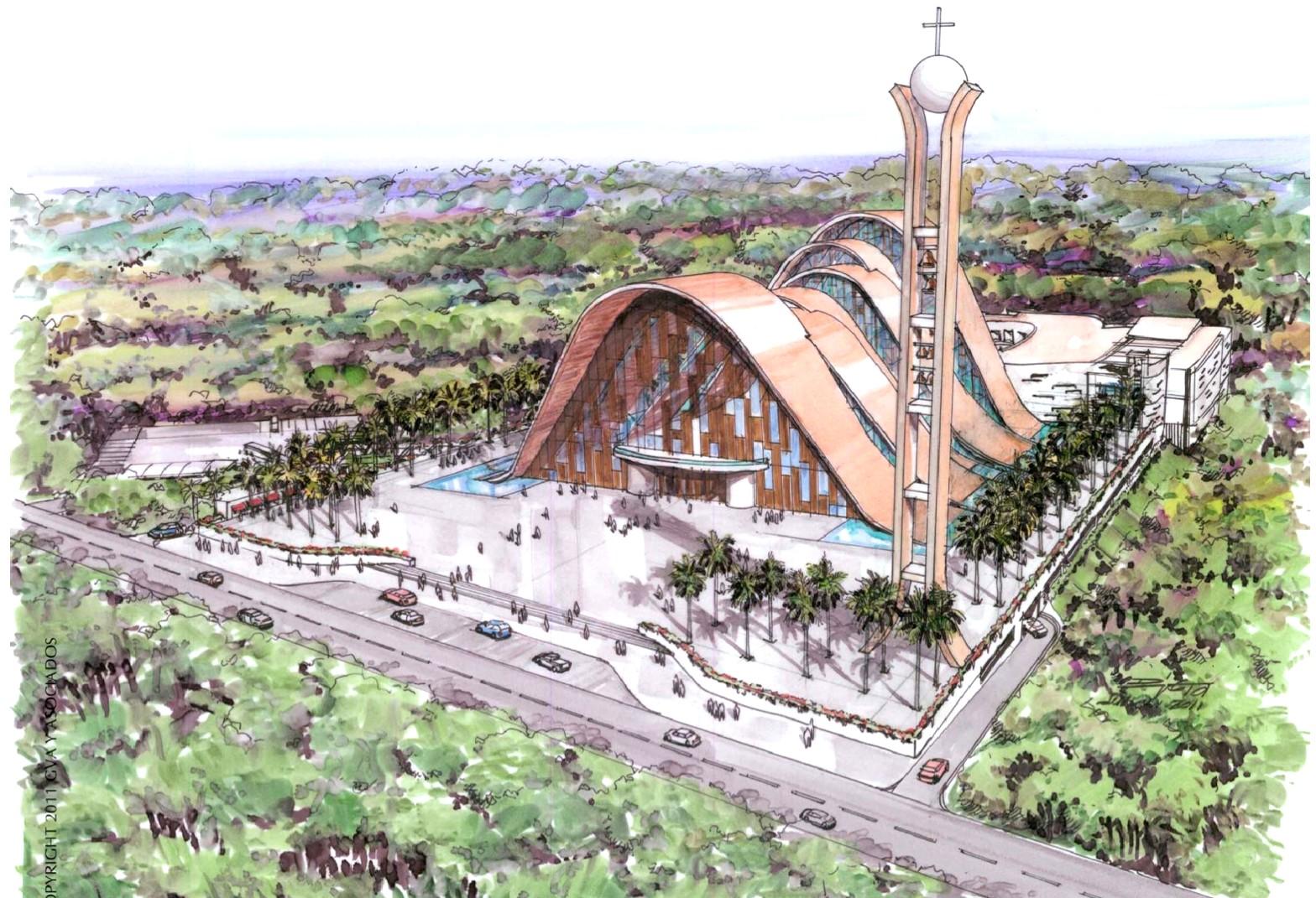 La Patrona de Panamá: Santa María la Antigua, Panamá (9 de septiembre)