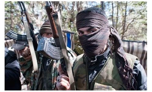 guerrilleros de al qaeda en siria