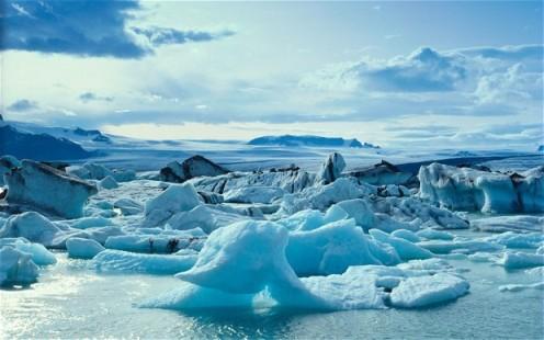 hielo artico
