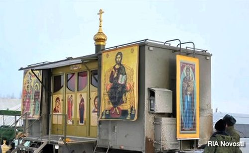 iglesia ortodoxa rusa voladora