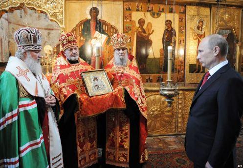 putin y patriarcas ortodoxos