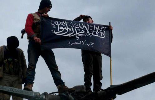 rebeldes terroristas islamicos en siria