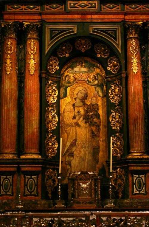 santa maria la antigua de sevilla