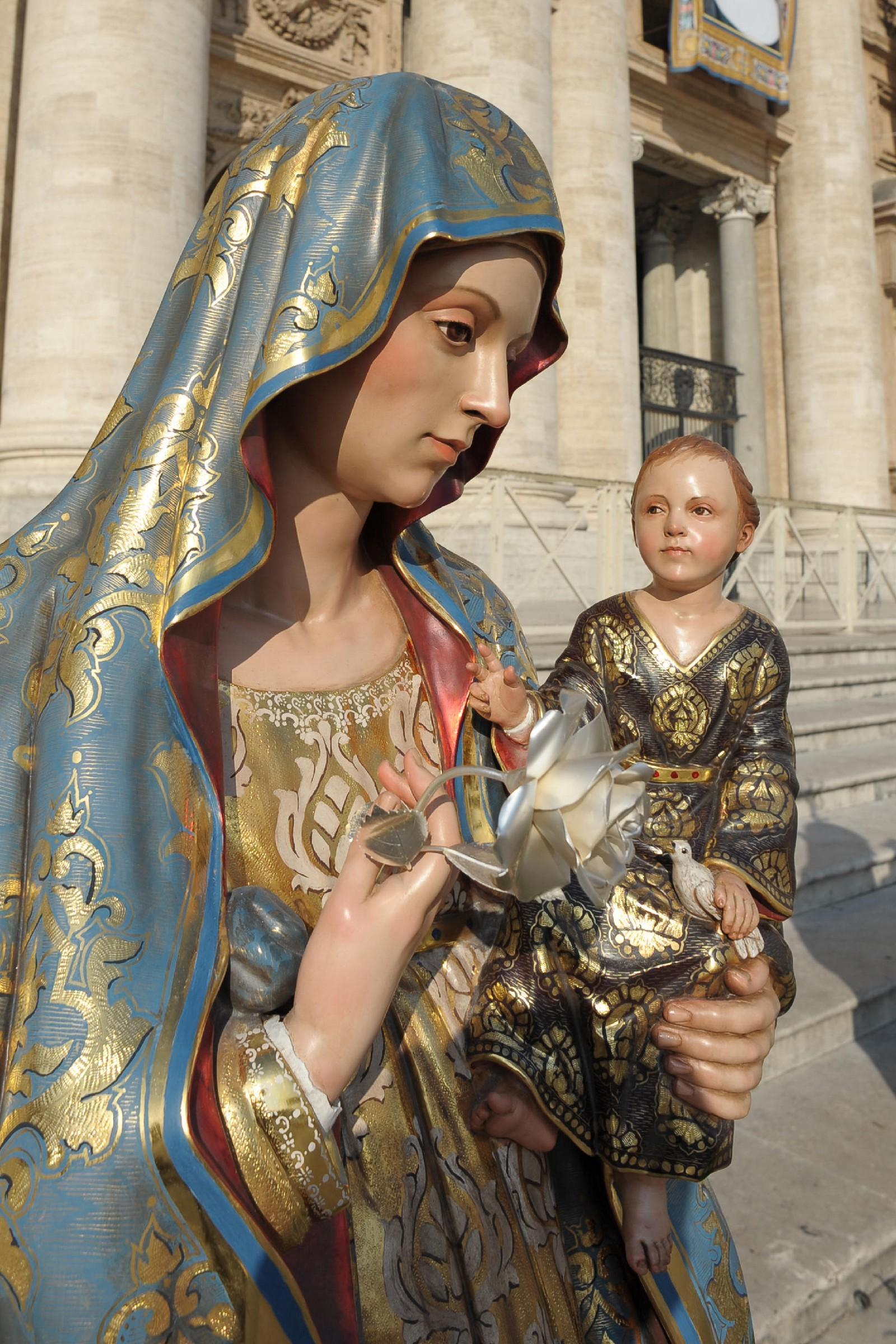 Resultado de imagen para santa maria la antigua