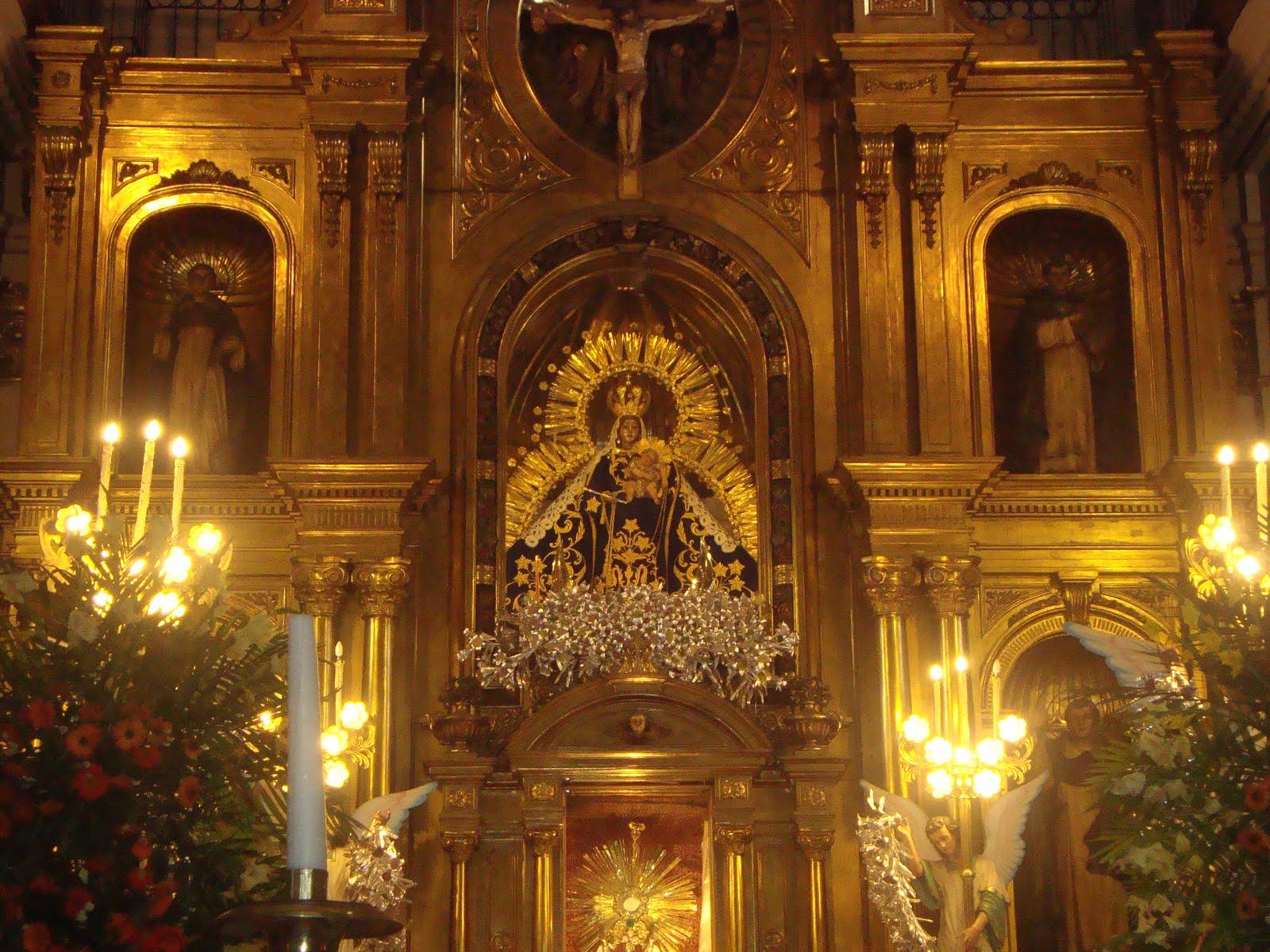 Nuestra Señora del Rosario de Guatemala, donde el Niño Jesús quiso quedarse (7 oct)