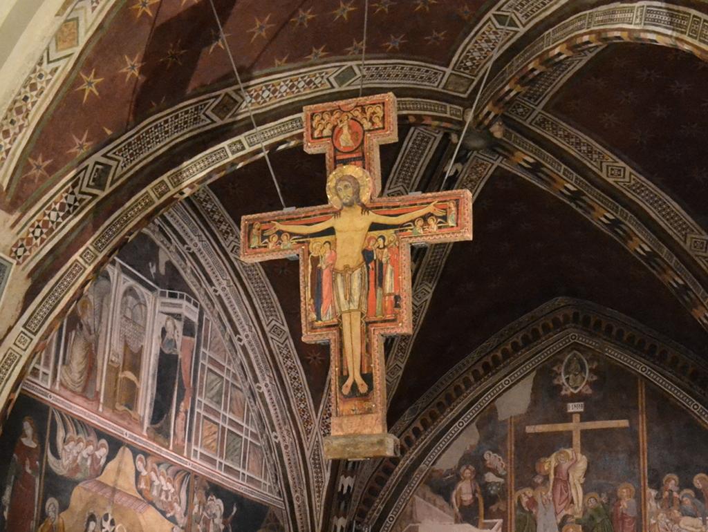 4f622b8c7b4 La Cruz de San Damiano que Habló a Francisco de Asís » Foros de la ...