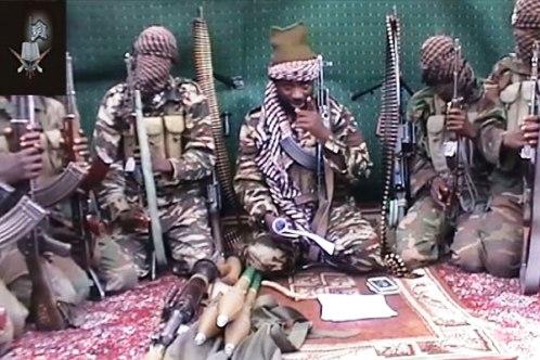 islamistas de boko haram