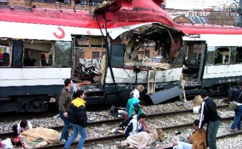 11 M atentado islamista en madrid