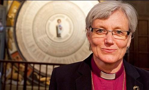 nueva arzobispa luterana de suecia