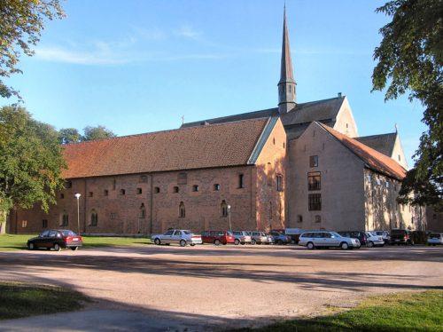 Convento de Vadstena fundado por Santa Brígida