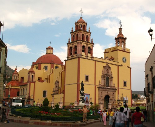 Guanajuato_Guanajuato_Basilica