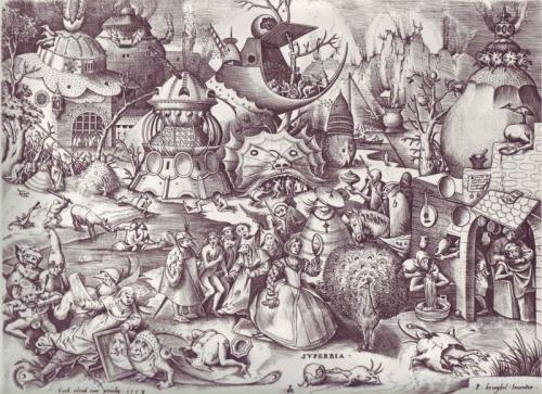 Pecado de soberbia Brueguel