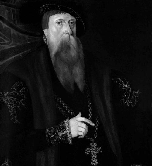 Rey Gustavo I de Suecia